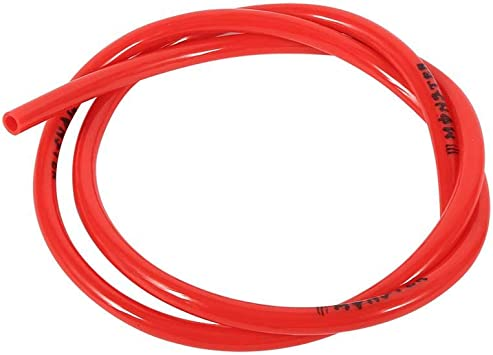 "Clear 1//4/"" Fuel Line Hose Motorcycle ATV Snowmobile PWC Sold By The Foot"