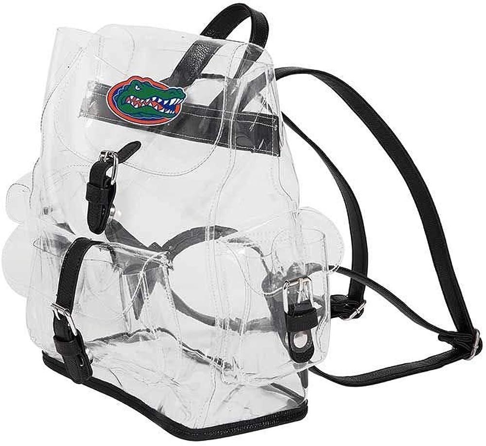 Florida Gators Lucia Clear Backpack 12 x 4.5 x 9.75