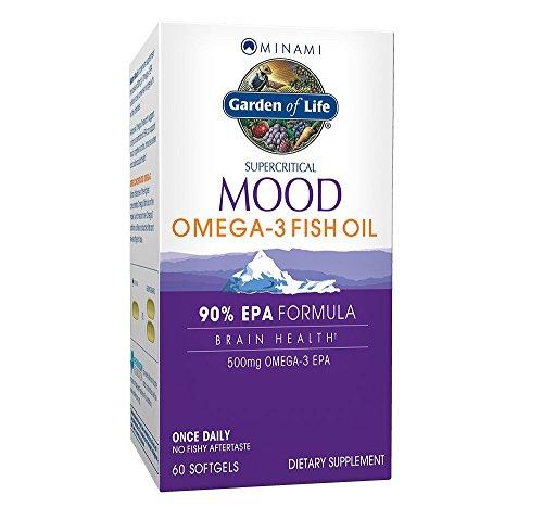 Garden Life EPA Omega Fish