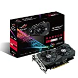 ASUS ROG STRIX Radeon RX 460 4GB OC Edition AMD Gaming Graphics Card (STRIX-RX460-O4G-GAMING)