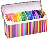 Crayola Pip-Squeaks Kids' Marker Collection, Washable Mini Markers, 64 Count (Amazon Exclusive)