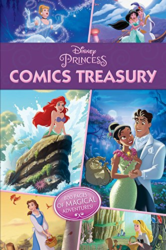 Disney Princess Treasury (Disney Princess Comics Treasury)