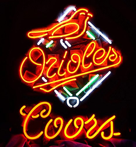 Neon Bar Lights Amazon: Orioles Neon Lights, Baltimore Orioles Neon Light, Orioles