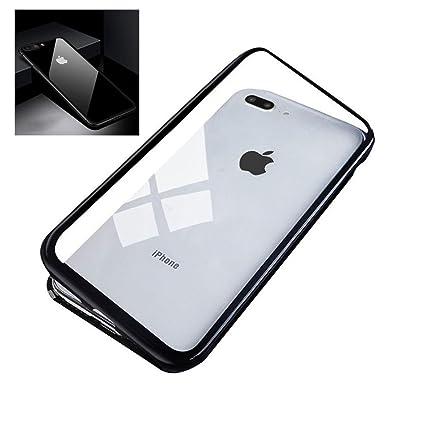 d21ead26380 Carcasa para iPhone 8 Plus, iPhone 7 Plus, Tecnología de Adsorción  magnética, Ultra