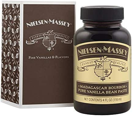 Extracts: Nielsen-Massey Pure Vanilla Bean Paste