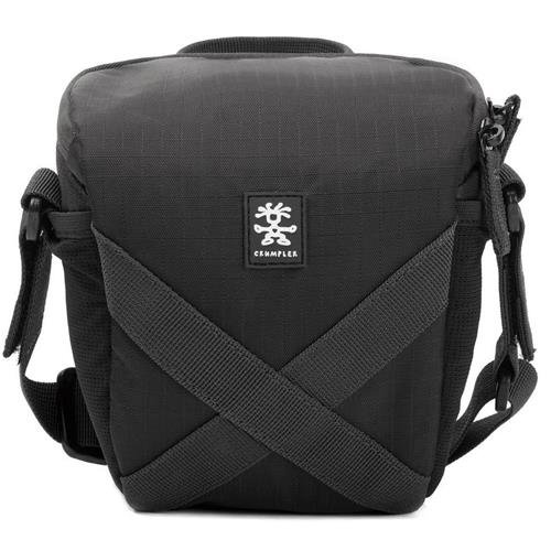 Crumpler QDP150-001 Quick Delight Toploader 150 Universal Shoulder Bag for Camcorder/Bridge Camera - Black