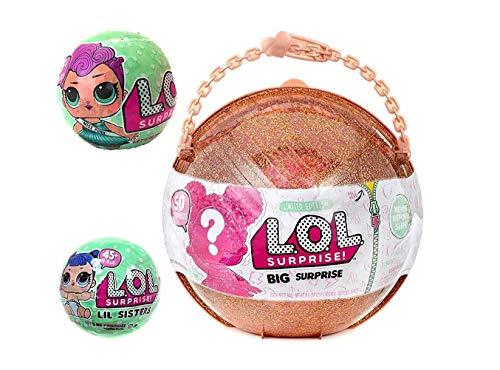 LOL Big Surprise MEGA Bundle includes  Limited Edition Ball,