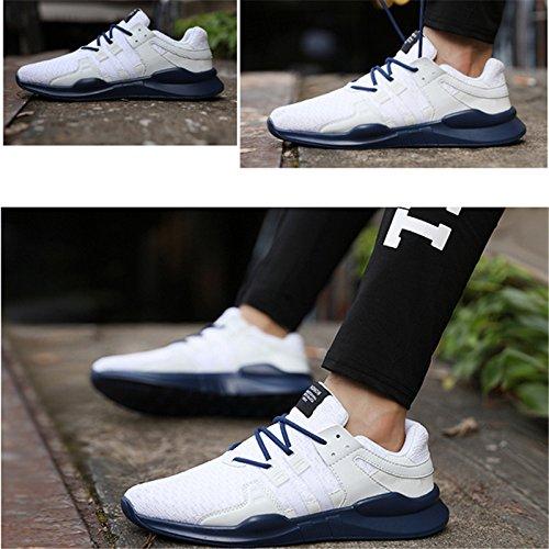 de hommes Zapatillas chaussures plein A5 maille chaussures hommes Walking Chaussures pour Formation de hommes course sport chaussures respirante de sport air Jogging TaEwpwx