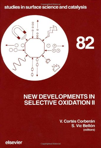 New Developments in Selective Oxidation II: Proceedings of the Second World Congress and Fourth European Workshop Meetin