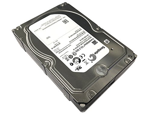 Seagate Constellation ES.3 ST4000NM0053 4TB SATA 6Gb/s 128MB Cache 7200RPM 3.5″ Internal Enterprise Hard Drive (Certified Refurbished)