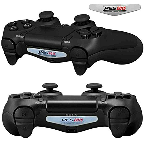 Mod Freakz Pair of LED Light Bar Skins Evolution Football for PS4 Controllers (Evolution Controller)