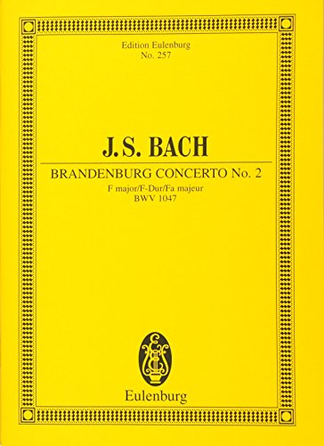 brandenburg concertos sheet music - 6