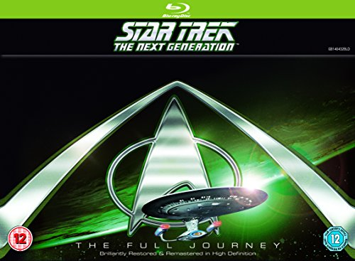 Star Trek: The Next Generation - The Complete Series Box Set- Season 1-7 [Blu-ray] (Set Next Generation)