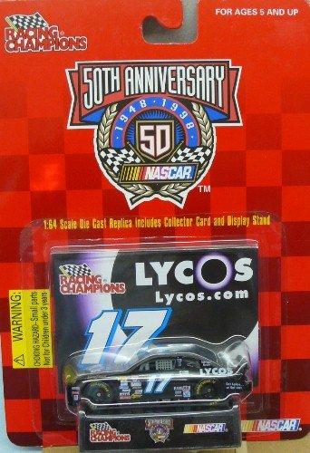 racing-champions-nascar-50th-anniversary-1999-matt-kenseth-no-17-lycos-chevrolet-monte-carlo-164-die