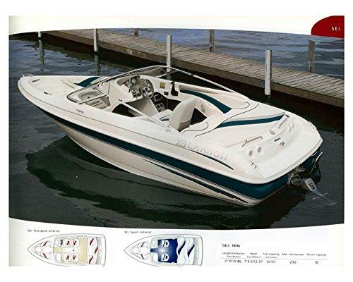 1999-larson-sei-186-power-boat-photo-poster