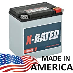 HDX30L – Harley Davidson Replacement Motorcycle Battery