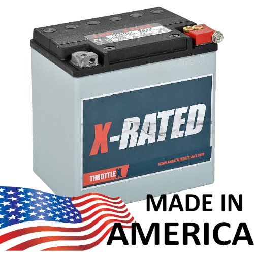 (ADX30L - Replacement Motorcycle Battery UPGRADE)