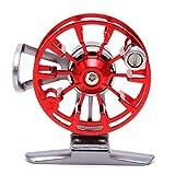 YDZN Full Metal Ultra-light Former Ice Fishing Reels Wheel Fly Fishing Reel Aluminum
