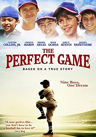 Amazon.com  The Perfect Game  Clifton Collins Jr. 4859f316d1db