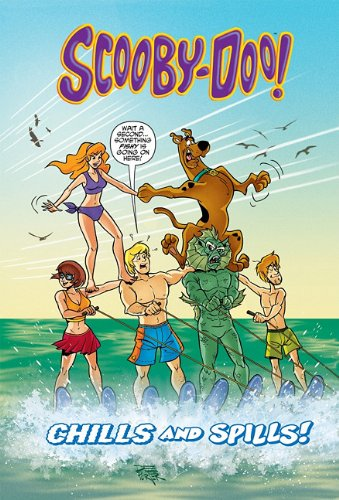 Scooby-Doo in Chills and Spills! (Scooby-doo Graphic Novels)
