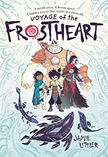 Book Cover: Voyage of the Frostheart