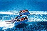 WOW World of Watersports Zig Zag 1 or 2 Person