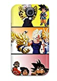 Top Quality Protection Dbz Case Cover For Galaxy S4