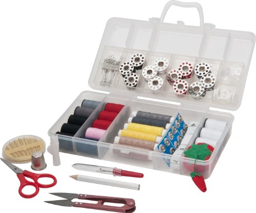 Sewing Kit – Home Essentials Sewing Kit With Over 100 Pieces – by Sunbeam