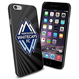 Zheng caseZheng caseSoccer MLS VANCOUVER WHITECAPS FC SOCCER CLUB Logo , Cool iPhone 4/4s Smartphone Case Cover Collector iphone TPU Rubber Case Black