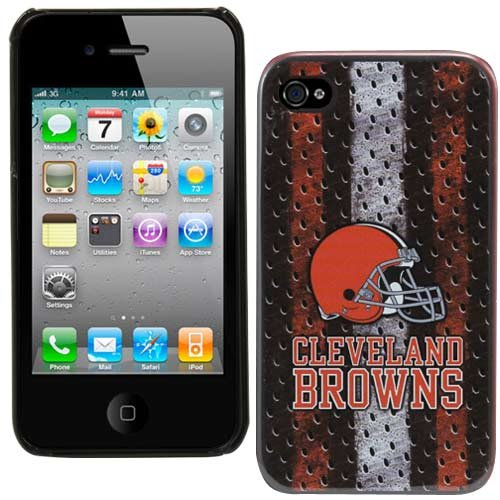 veland Browns iPhone 4 Hard Case ()