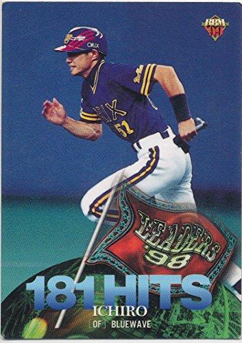 BBM プロ野球カード 1999 10 イチロー