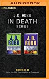 download ebook j. d. robb - in death series: books 38-39: concealed in death, festive in death pdf epub