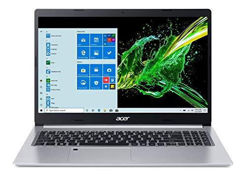 Acer Aspire 5 A515-55-56VK, 15.6″ Full HD IPS Display, 10th Gen Intel Core i5-1035G1, 8GB DDR4, 256GB NVMe SSD, Intel Wireless WiFi 6 AX201, Fingerprint Reader, Backlit Keyboard, Windows 10 Home