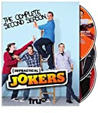 Impractical Jokers: The Complete Second Season [DVD] [Region 1] [NTSC] [US Import]