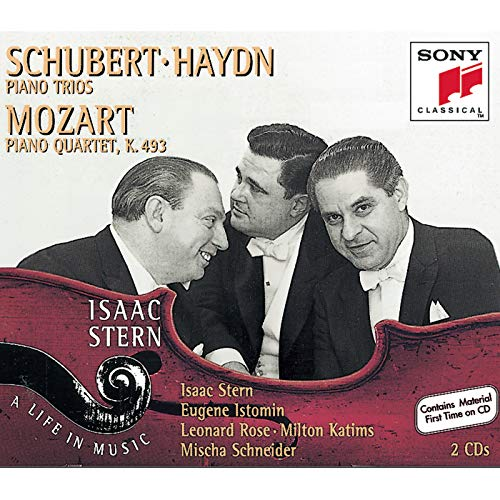 Schubert & Haydn: Piano Trios - Mozart: Piano Quartet - Schubert Trio