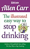 img - for The Illustrated Easy Way to Stop Drinking: Free At Last! (Allen Carr's Easyway) book / textbook / text book