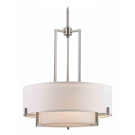 Amazon.com: Moderno Lámpara de techo colgante de carga con ...