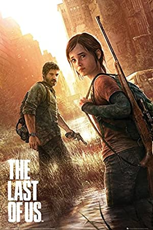 Todo para el streamer: Grindstore GB Eye, The Last of Us, Key Art, Maxi Poster, 61x91.5cm