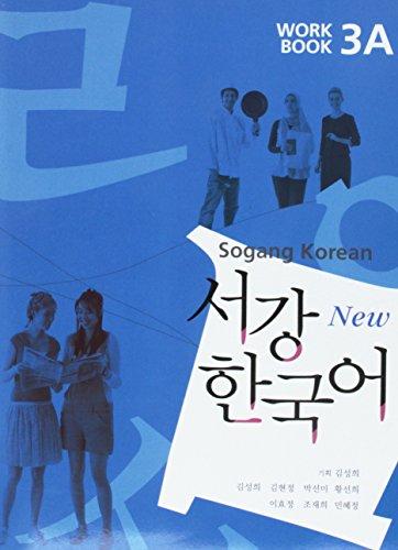Sogang Korean 3A: Workbook (New Series)