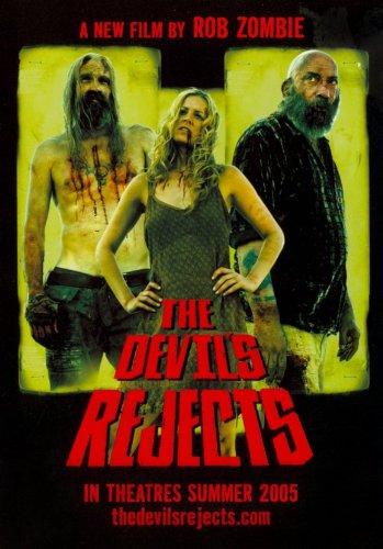 Pop Culture Graphics The Devil's Rejects Poster Movie F 11x17 Deborah Van Valkenburgh Sheri Moon Ginger Lynn Allen