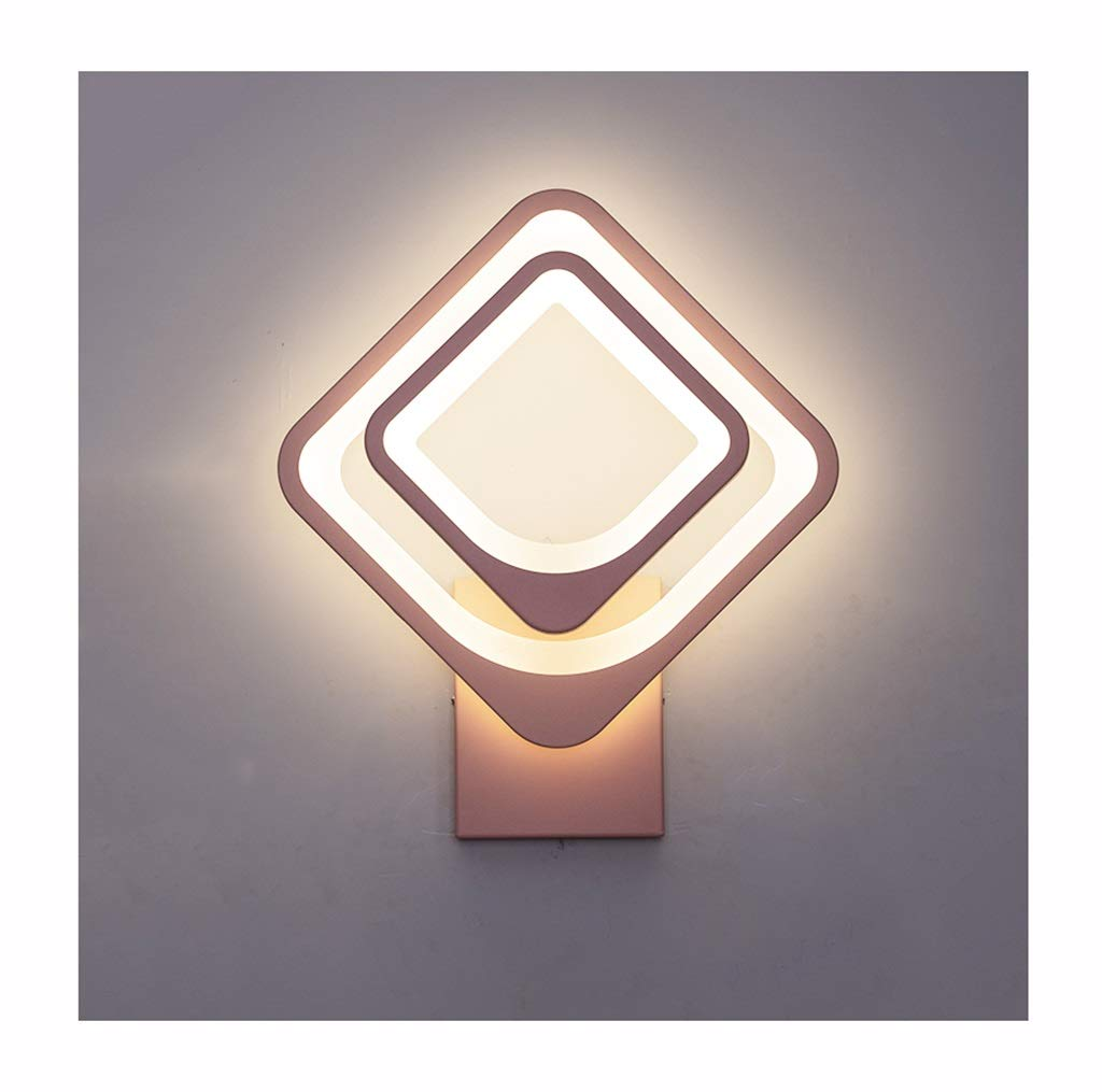 Wandleuchte lampe Wandleuchte LED Multi-Farbe Free Rotation Kinder Schlafzimmer Wohnzimmer Wandleuchte (Farbe   C)