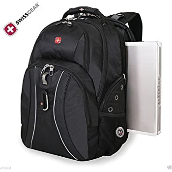 Amazon.com: Wenger Synergy Backpack, Gray (GA-7305-14F00 ...
