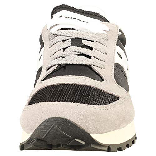 Vintage Chaussures Cross Original White De Grey Black Femme Jazz Saucony qT6AZ