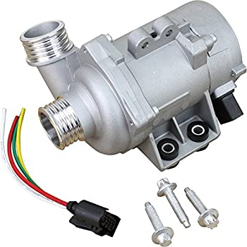 Amazon.com: Water Pump for BMW 3-SERIES 06-13 / BMW 128i 08-13 6 Cyl on