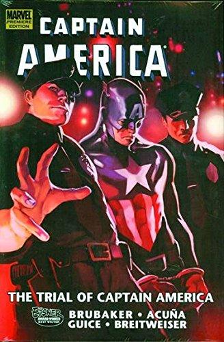 Read Online Captain America Trial of Captain America Prem HC pdf epub