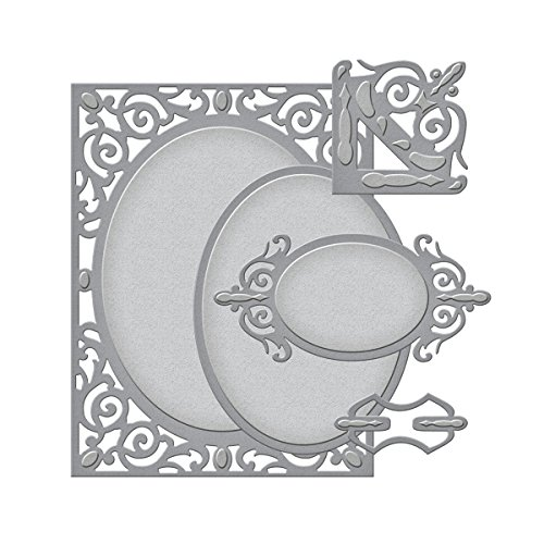 - Spellbinders S5-177 Amazing Paper Grace A2 Filigree Delight Card Creator Etched/Wafer Thin Dies