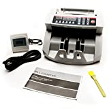Athena United FT-2040 Professional Money Bills Bank Note Counter Currency Cash UV (UltraViolet) & MG (Magnetic) Counterfeit Bill Detection