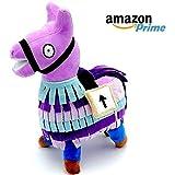 Fortnite Loot Supply Llama Plush Stuffed Toy Doll, Figures Video Game, Soft Troll Stash Animal Alpaca Gift