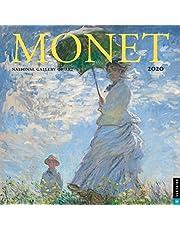 Monet 2020 Wall Calendar