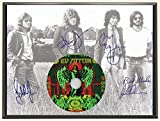 Led Zeppelin #2 Limited Edition Signature Series Picture Disc CD Collectible Music Display Gift